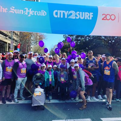 City to Surf 2021